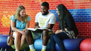 Students at DCCC
