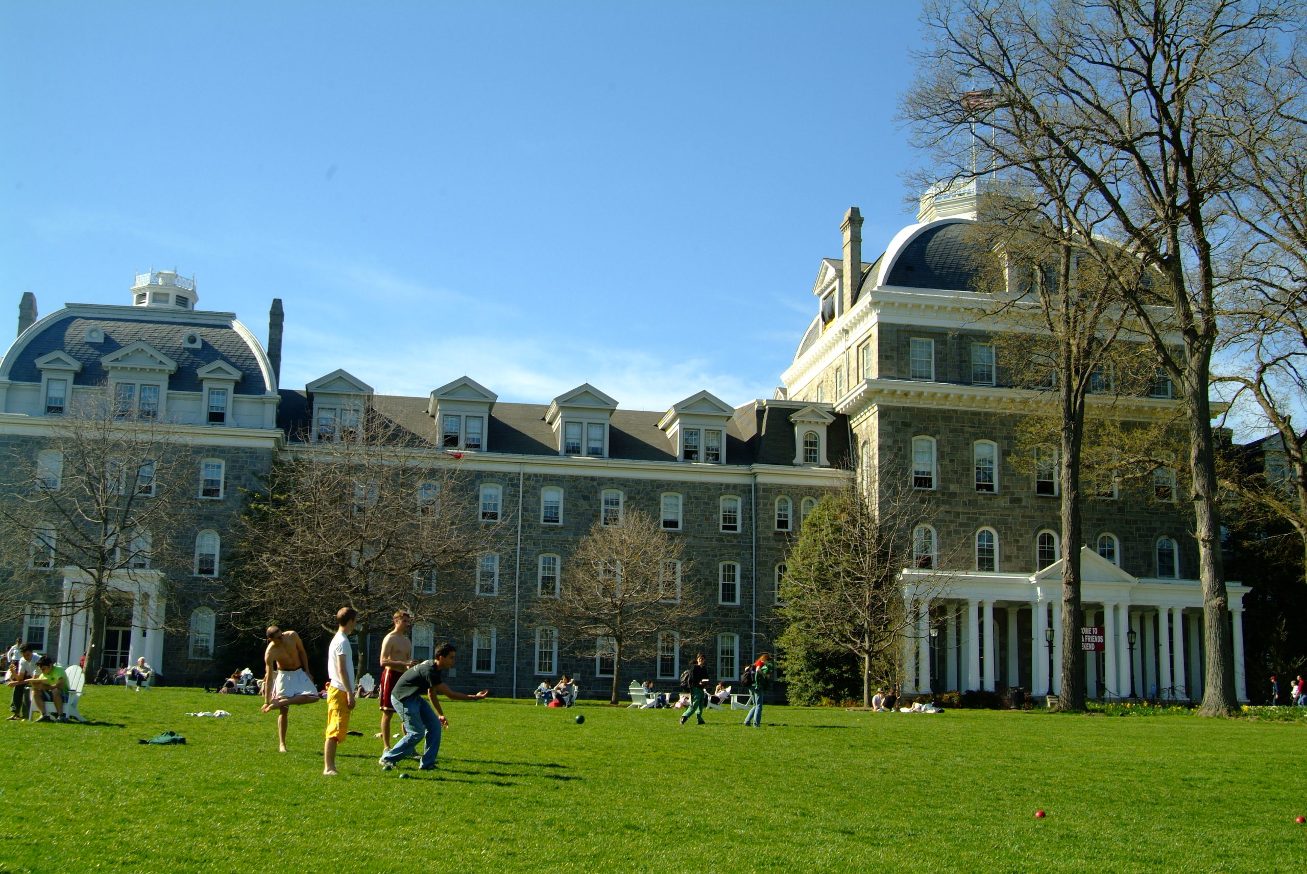 Swarthmore College Trying to Rectify Poor Verizon Service on Campus and Beyond