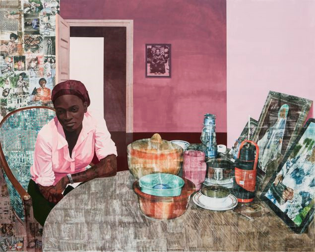 Nigerian Immigrant and Swarthmore Graduate Receiving Acclaim for Her Art