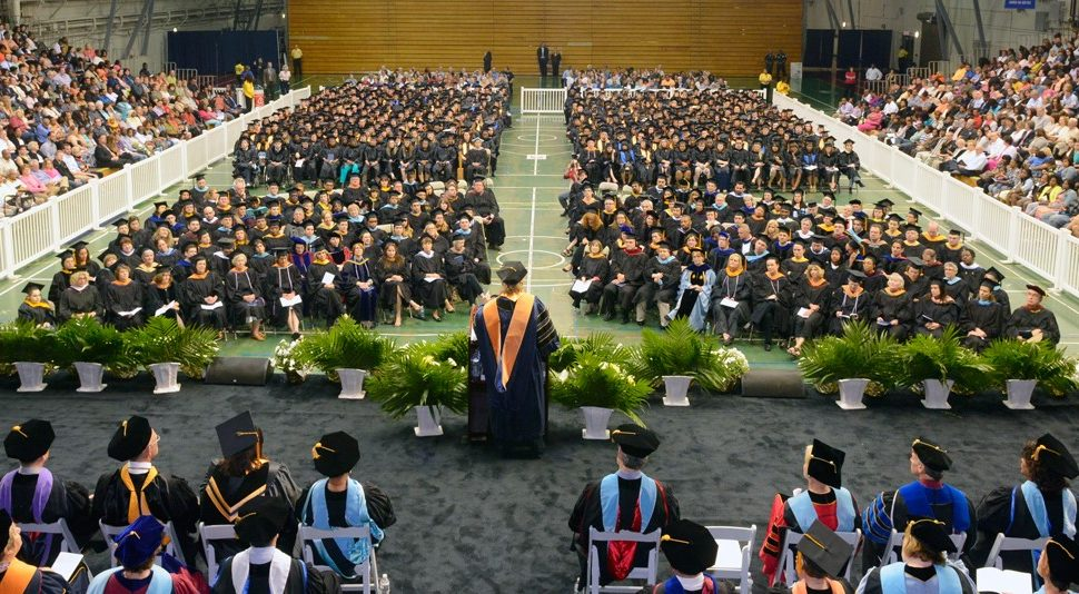 Delaware County Community College Commencement