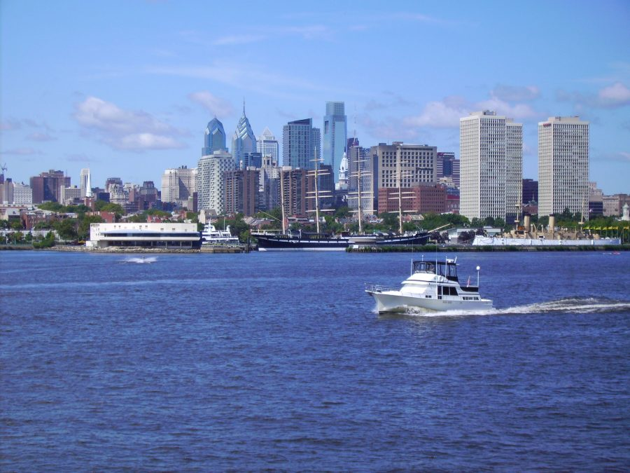 Delaware River's Cleaner Than It's Been in a Long Time, But You Still Can't Swim in Philly