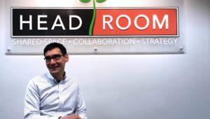 HeadRoom Managing Partner Dan Lievens