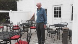 Jack Quinn, owner of the Lamplighter Tavern