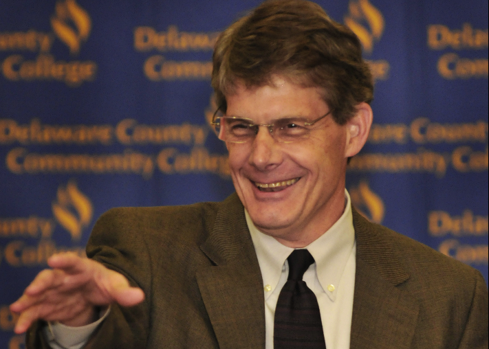 Delaware County Leadership:  Jerry Parker, President, Delaware County Community College