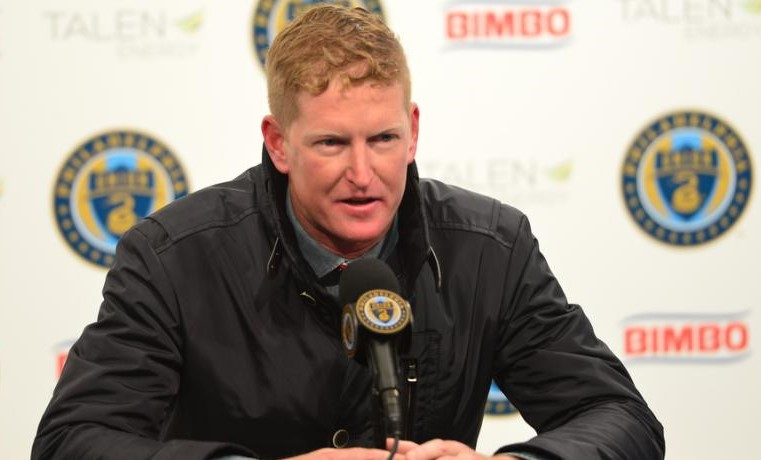 Philadelphia Union Coach Uses Copa America's Arrival to Improve Team Play