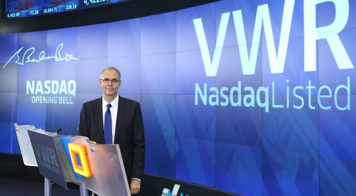 Radnor's VWR Expands Its Empire with Fifth Acquisition in Past Two Years