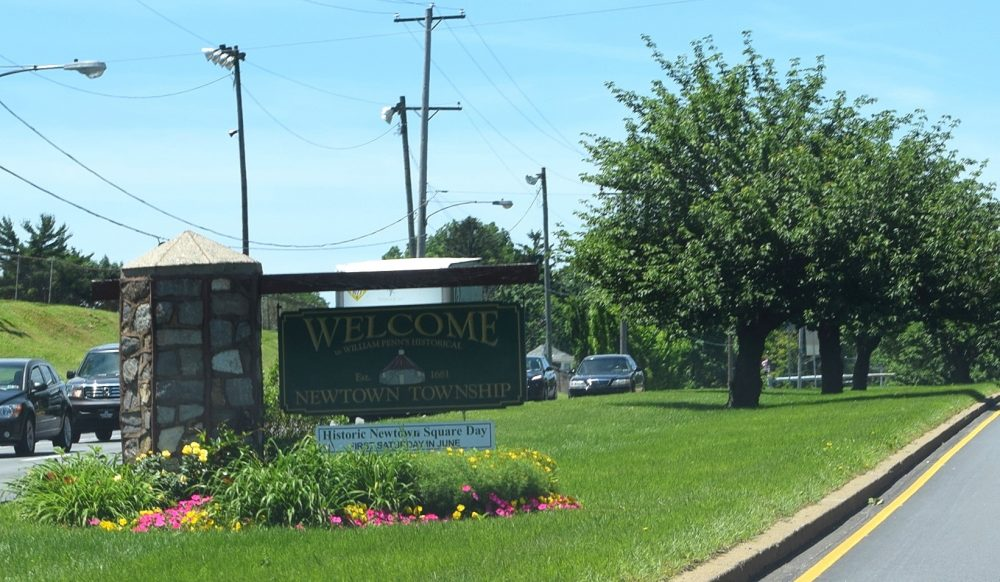 Judges from National Awards Program That Promotes Community Enhancement Through Flowers, Trees to Visit Newtown Square