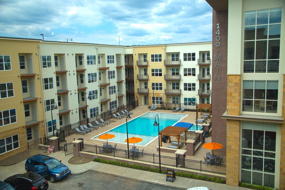 New Apartment Complex from Newtown Square's GMH Capital Partners Earns High Praise