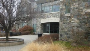 The Leslie C. Quick Jr. Center for Business Administration at Widener University..