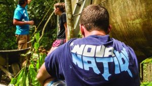 Villanova students work with Aqua America water quality experts