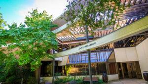 Penn State Brandywine's Vairo Library