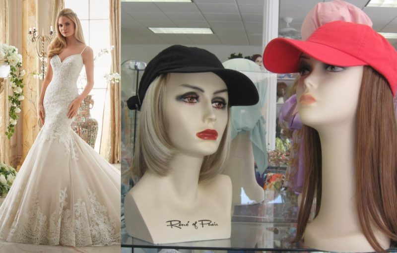 Media Bridal Shop and Wig Retailer Partner for Breast Cancer Awareness Month