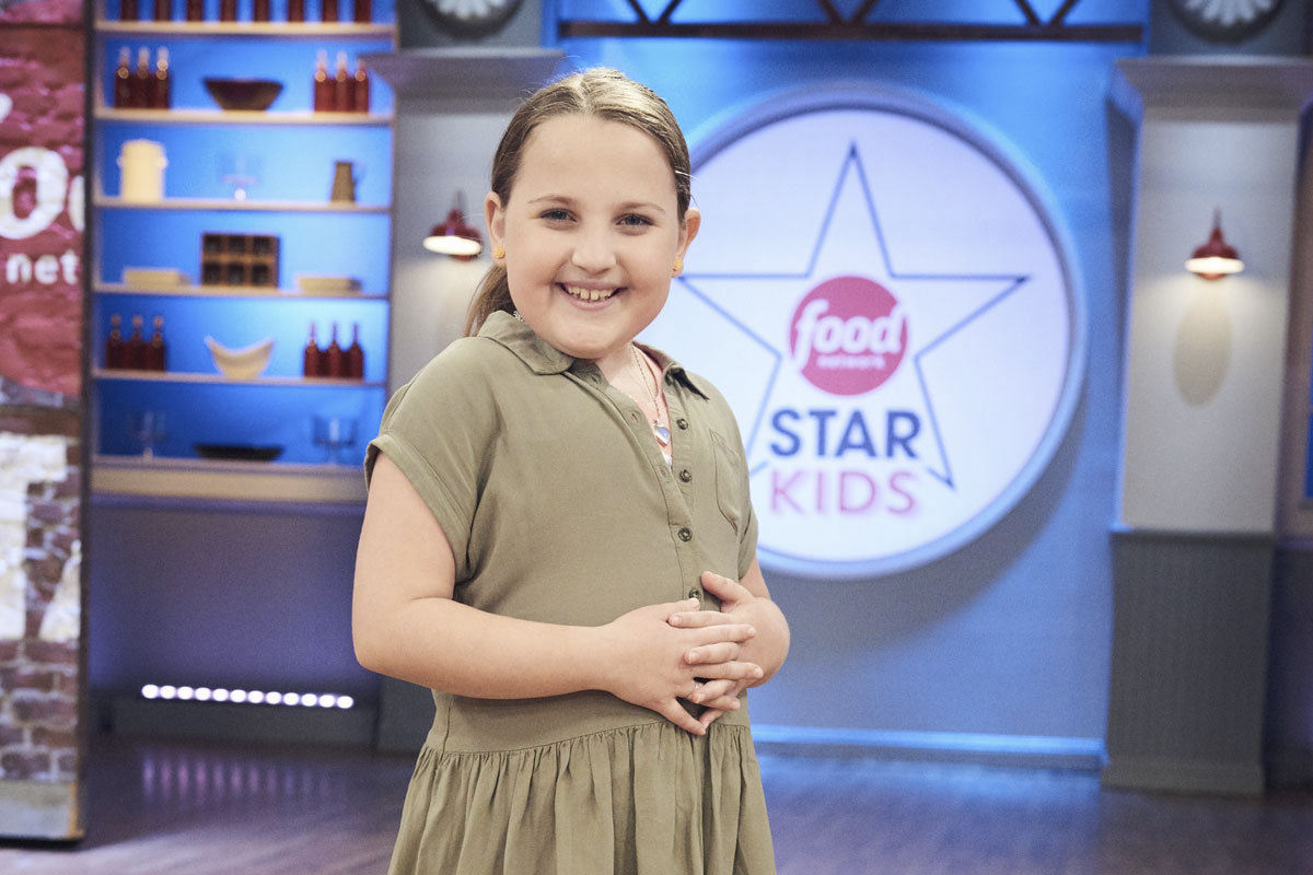 Drexel Hill Girl, Cancer Survivor Wows Viewers on Food Network
