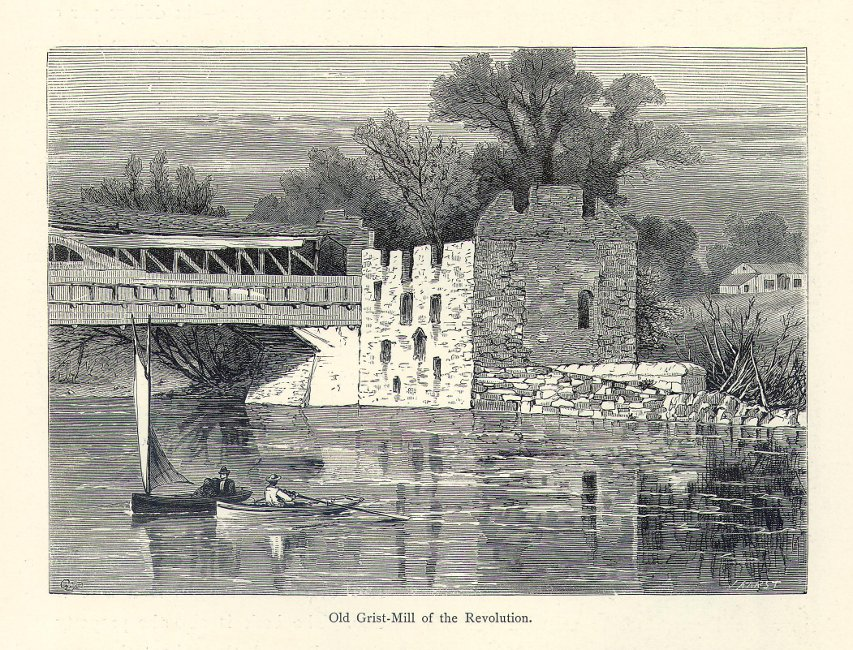 Did You Know? The Brandywine Once Served as the Industrial Center of New Nation