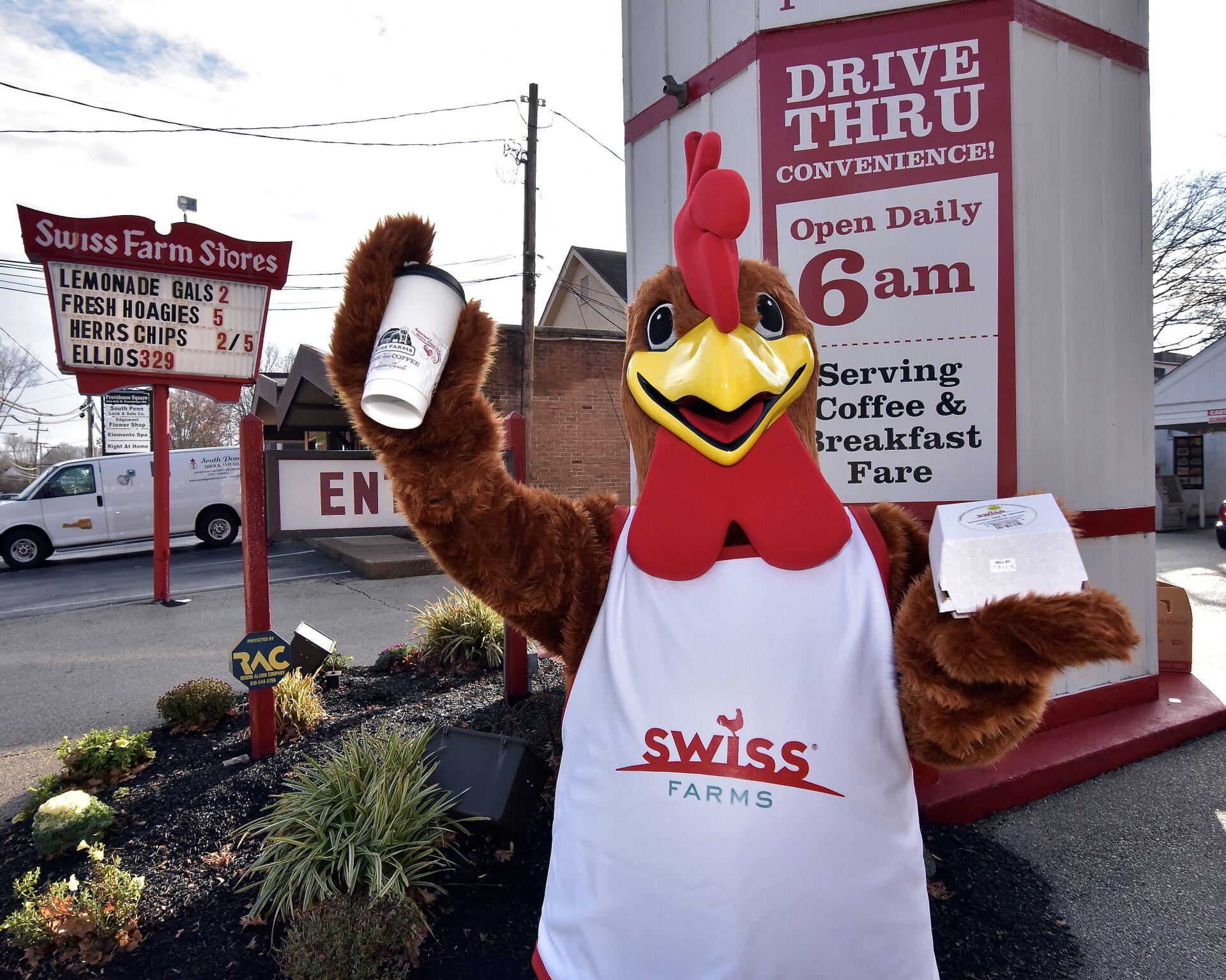 Swiss Farms Kicks Off Year-Long Celebration of 50 Years in Delaware County