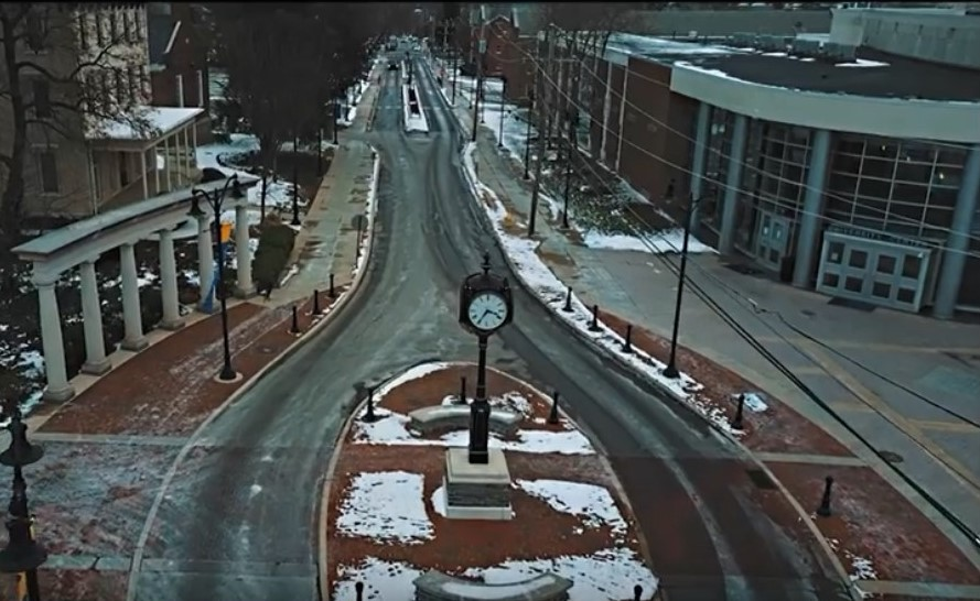 Yeadon Filmmaker Uses Drone to Capture Stunning Views of County in 'Straight Outta Delco'