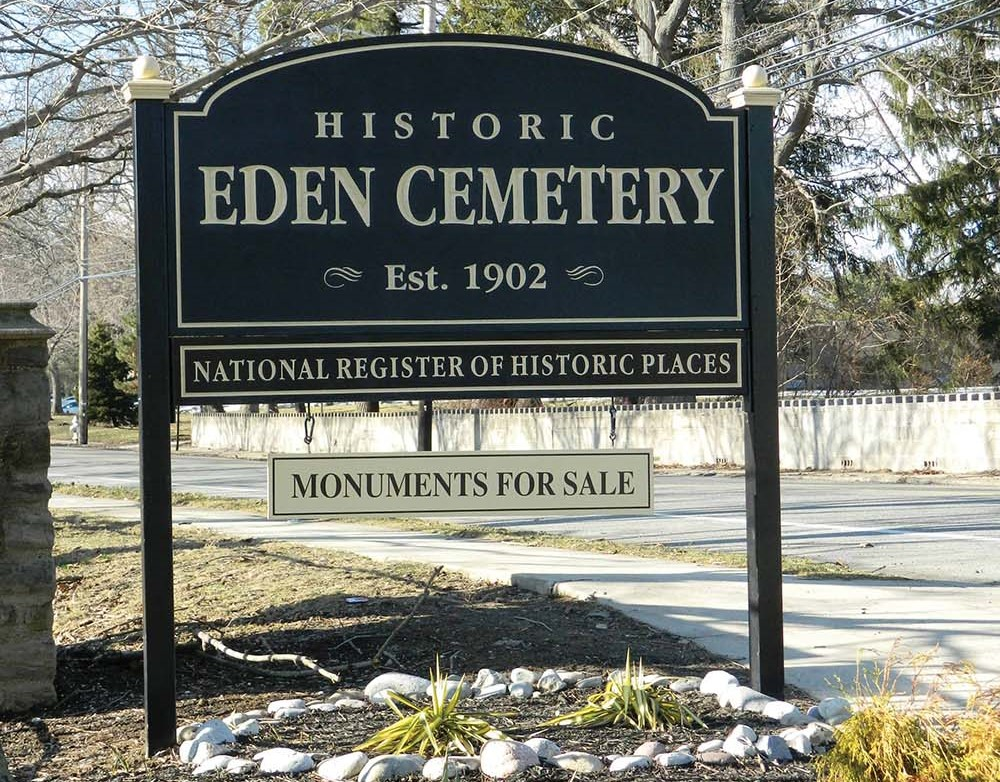 Collingdale's Eden Cemetery Holds Corpses That Survived Infamous Grave Robber