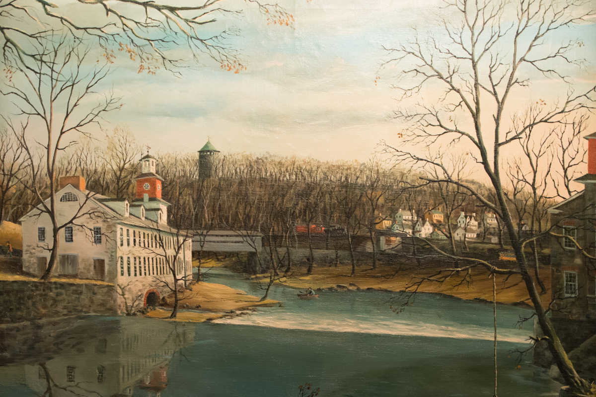 Chadds Ford's Brandywine River Museum Gifted Wyeth Art from Merging DuPont