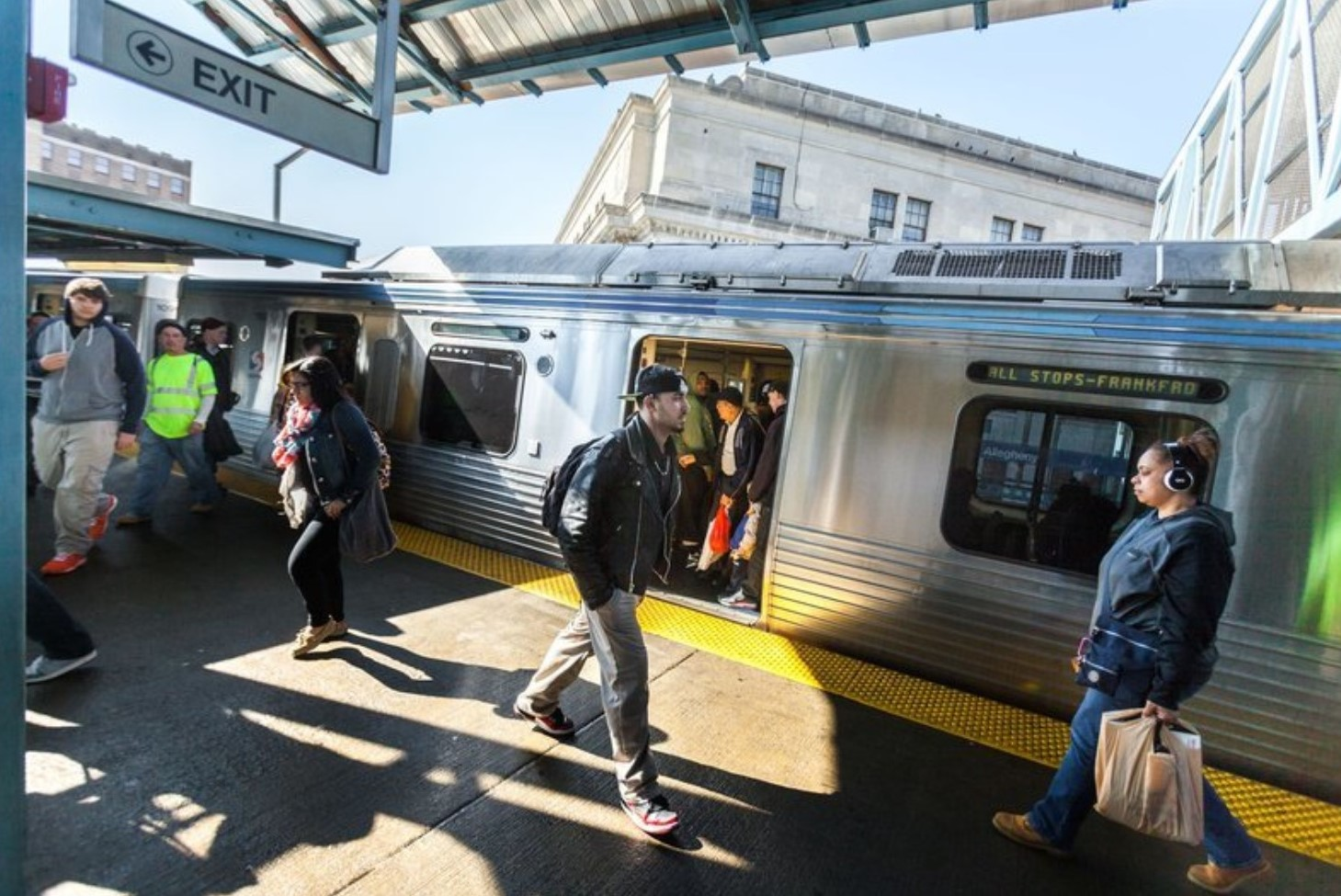 The El Brings Growth to Upper Darby