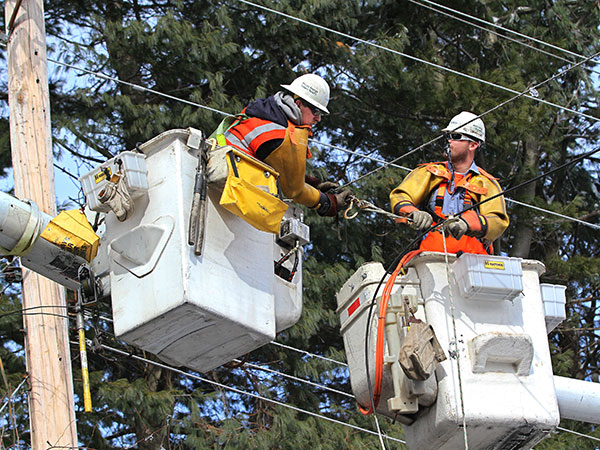 PECO Keeps the Power On for Delaware County Customers During 'Stay at Home' Order