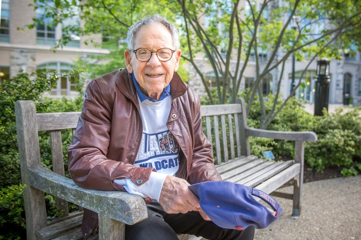 WWII Veteran Receives Honorary Degree After 24 Years of Classes at Villanova