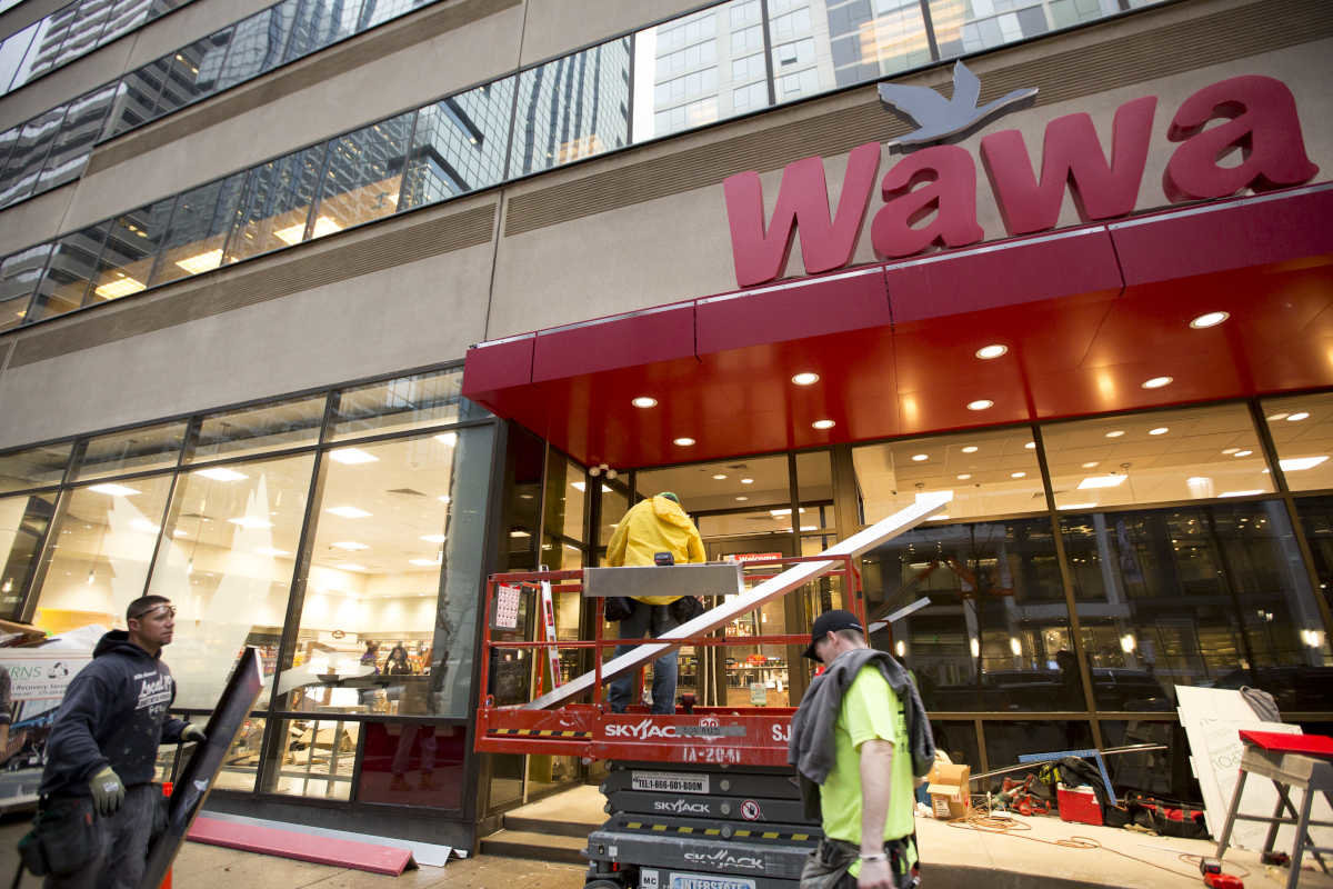 Capital Gains: Wawa Prepping for Expansion into Washington, D.C.