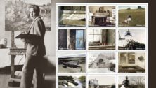 Andrew Wyeth Stamps