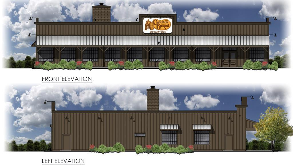 Cracker Barrel to Create 175 Jobs in Ridley Park