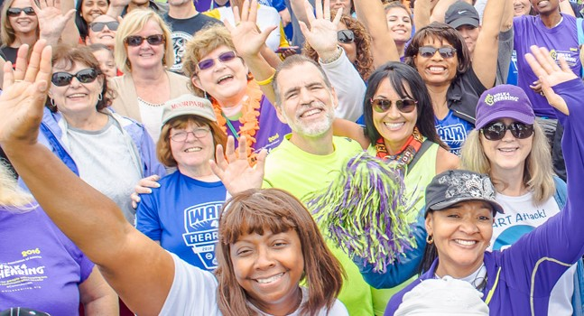 Step Up for Hearing Loss; Register for Next Month's Pennsylvania Walk4Hearing at Navy Yard