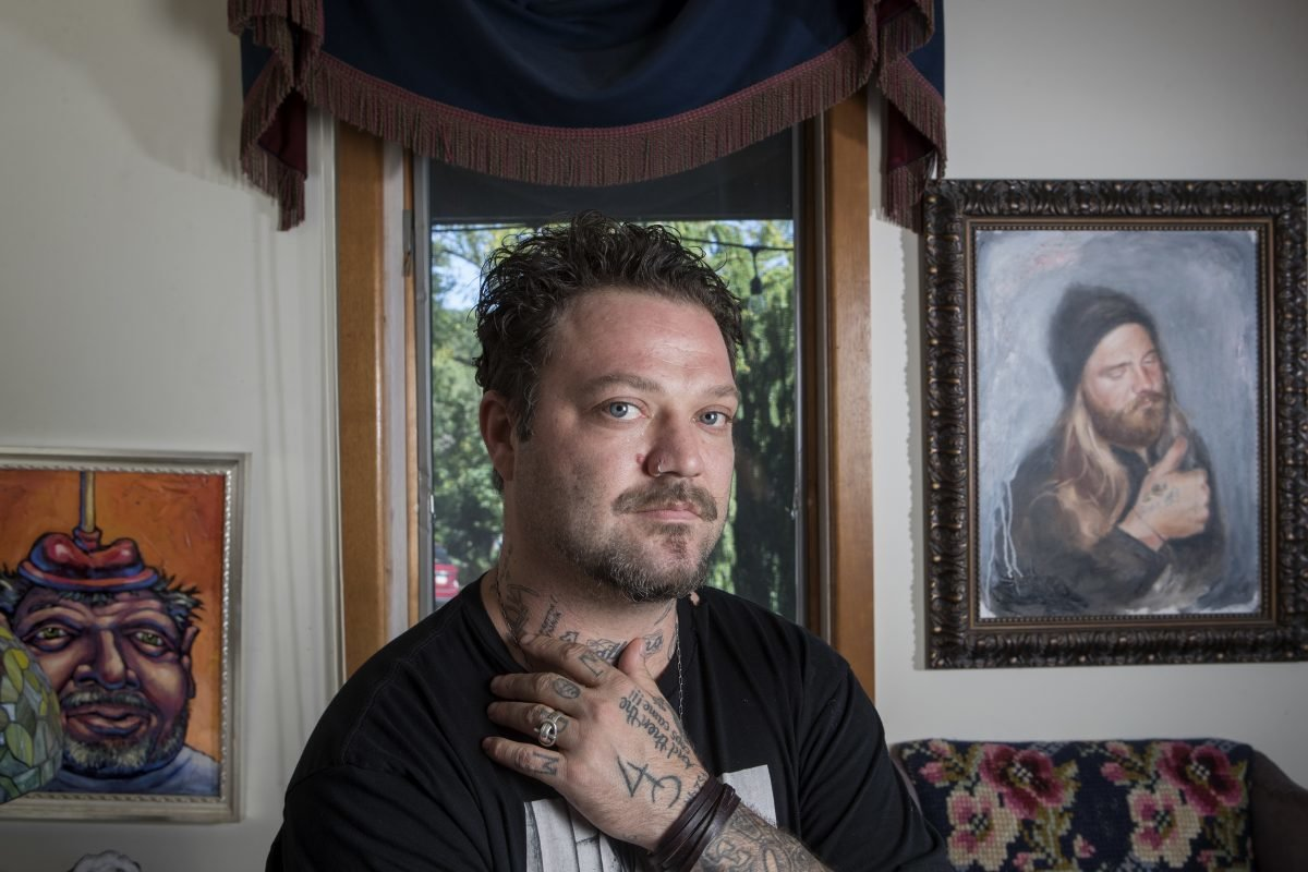 FROM CHESCO: After 'Bringing Hollywood to West Chester,' Bam Margera Ready to Settle Down