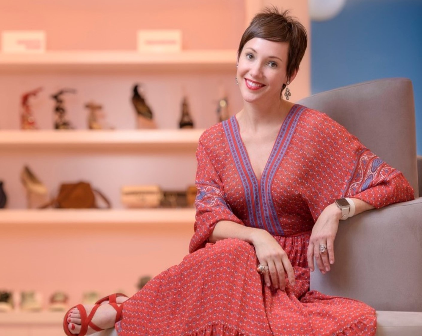Founder of Famous Manhattan Boutique Finds Peace in the Brandywine Valley