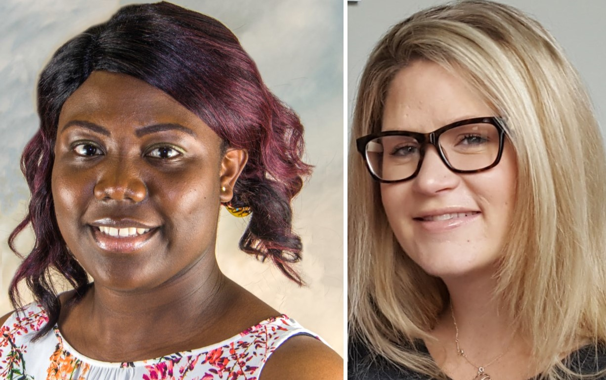 Crozer-Keystone Community Foundation Awards Pair of Eva Miller Scholarships