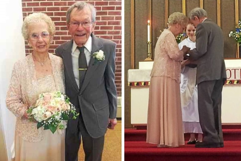 Brookhaven Couple Proves It's Never Too Late for Love