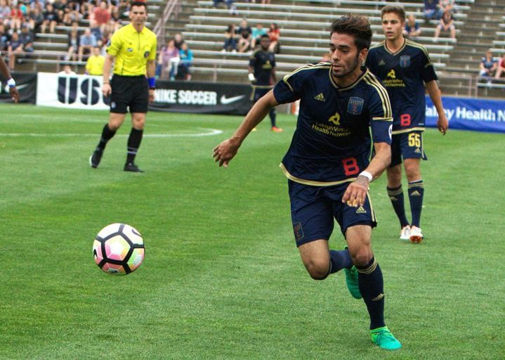 Philadelphia Union Signs Teenager from Drexel Hill