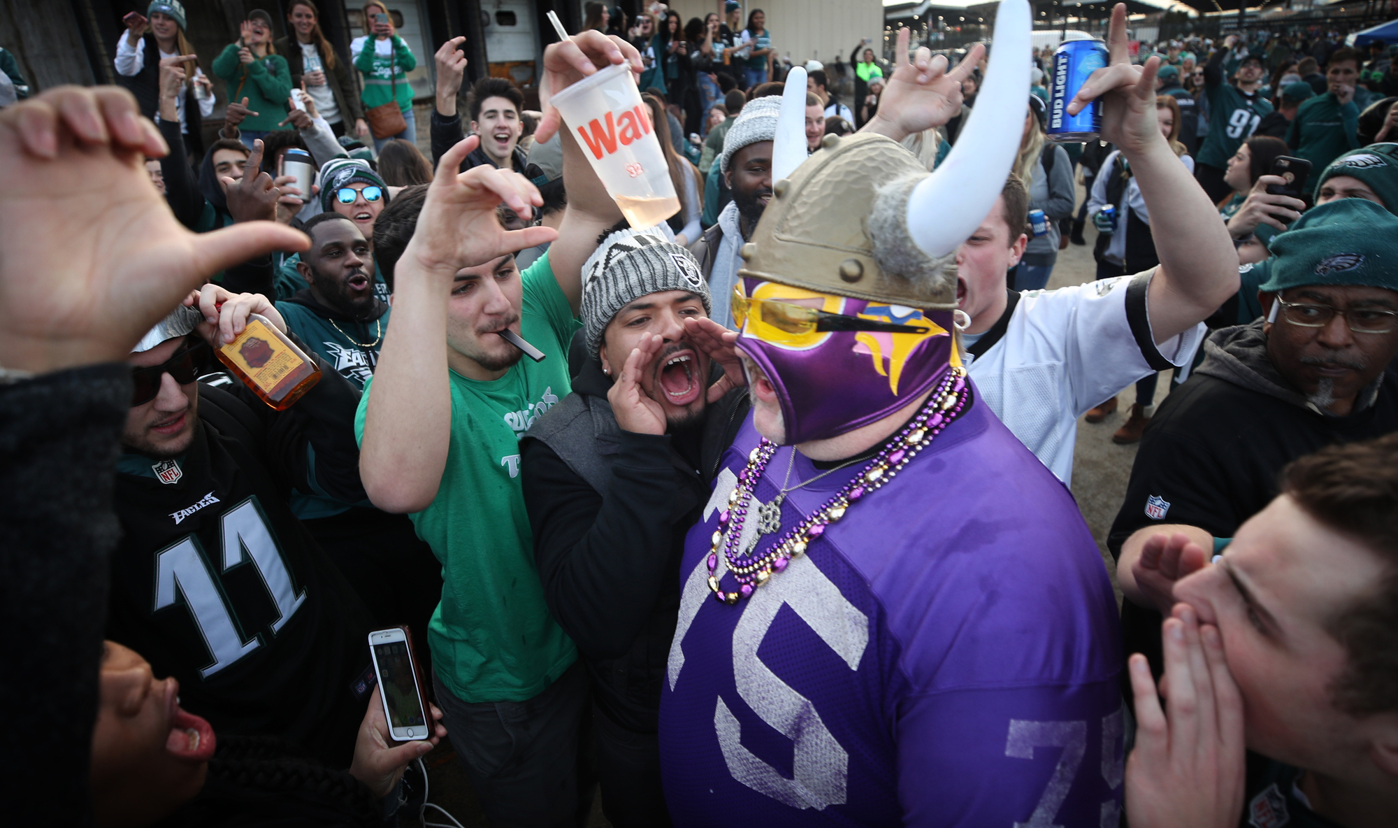 WalletHub's List of Best, Worst Cities for Football Fans Unkind to Philadelphia