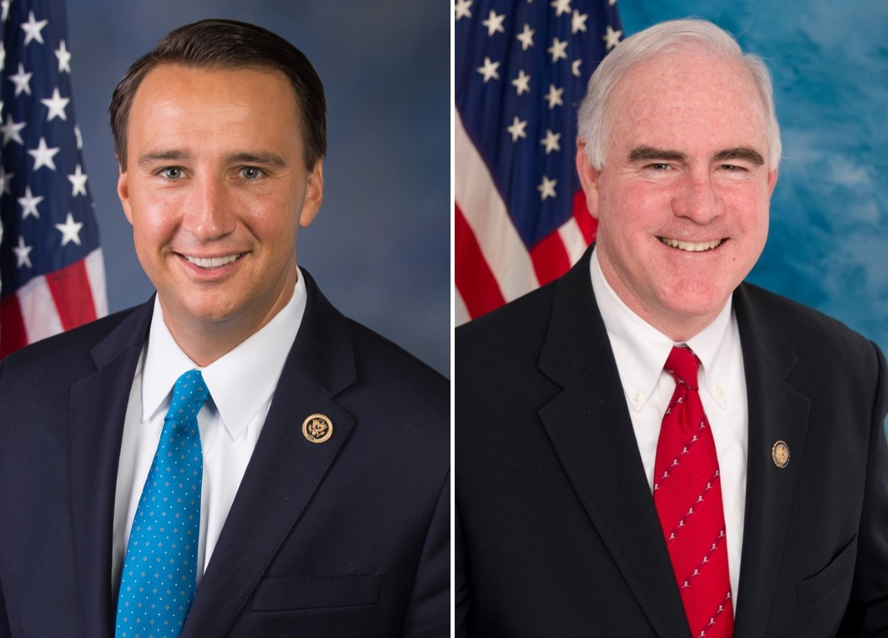 Survey Finds That Costello, Meehan, Region's Other GOP Reps Rate High in Bipartisanship