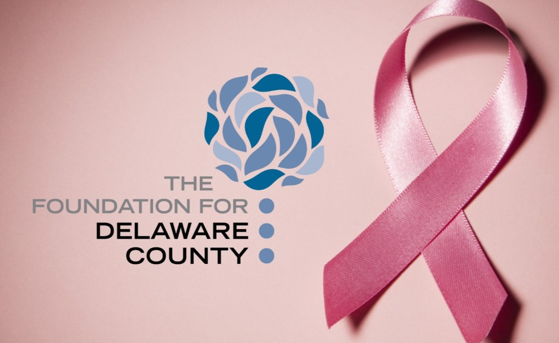 Foundation for Delaware County Awarded Grant to Fight Breast Cancer