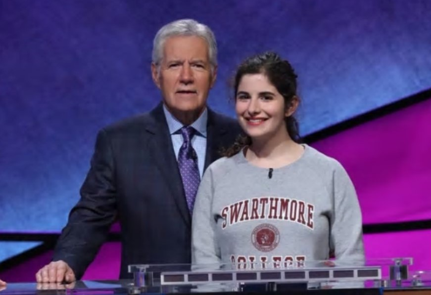 Swarthmore College Student Falls $1 Short in Semifinals of Jeopardy!