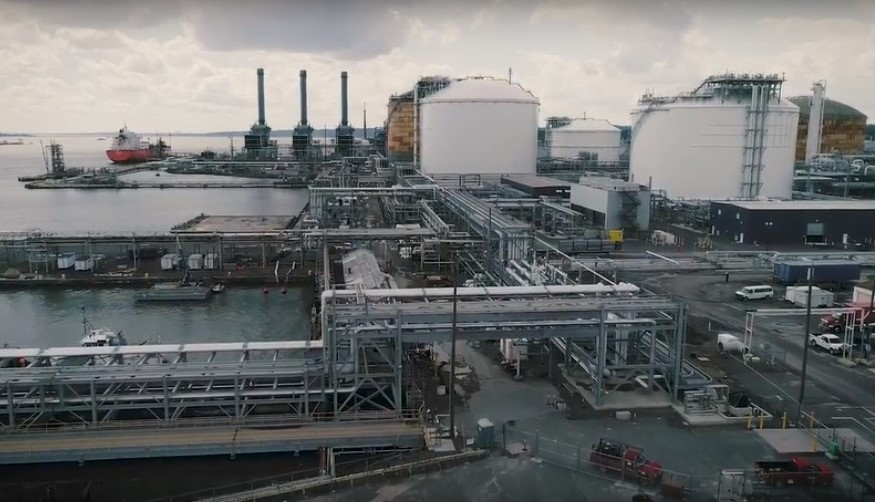 VIDEO: Sunoco Pipeline, Parent Company Breathe New Life into Marcus Hook Industrial Complex