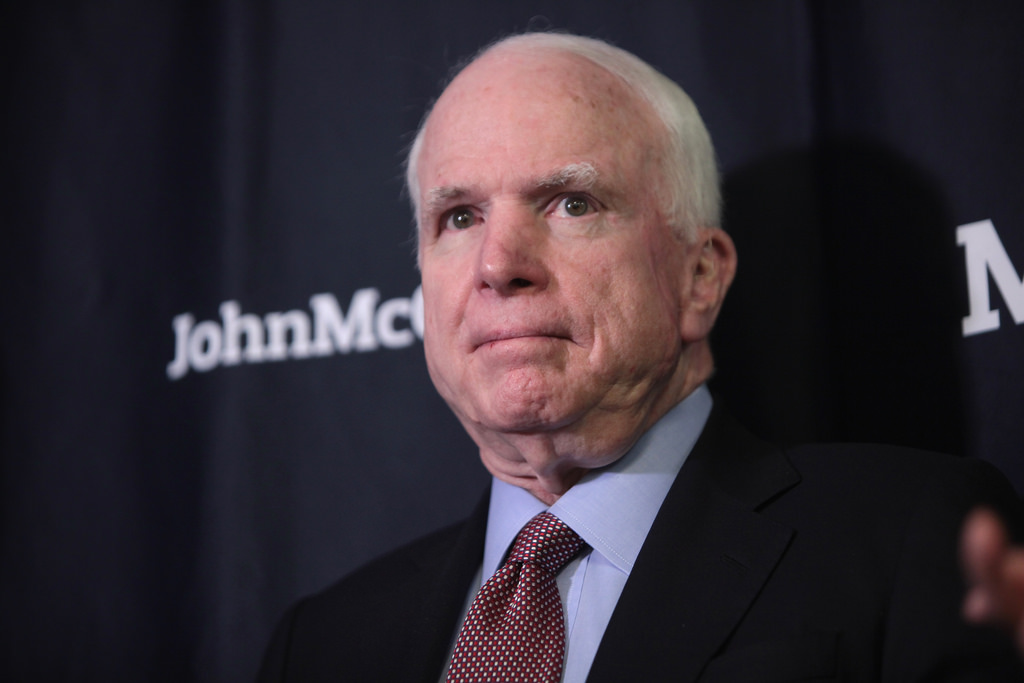 Book Review: The Restless Wave by John McCain