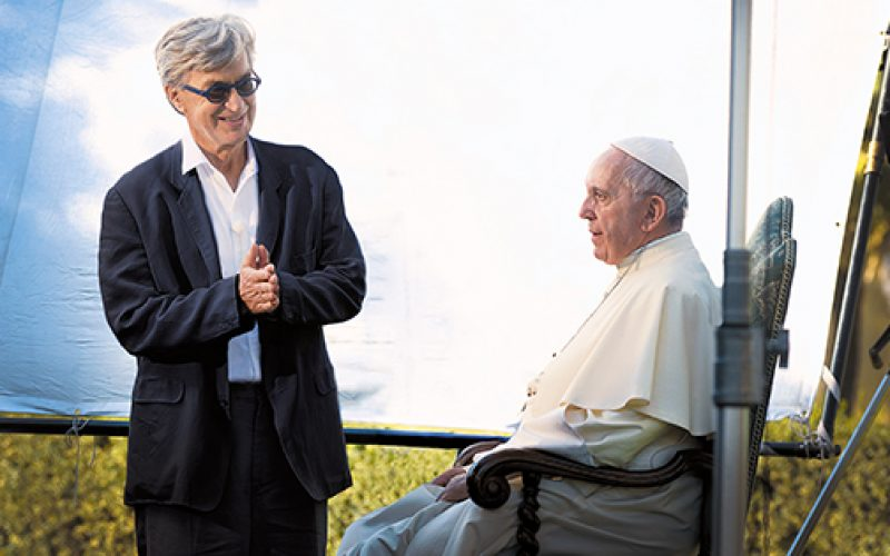 German Director of Documentary on Pope Francis Inspired by Chadds Ford's Andrew Wyeth