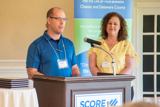 Concord Township's Delightful Detail Honored with SCORE's Small Business Achievement Award
