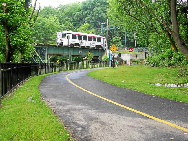 With New Trail, Darby Creek Can Now Be Enjoyed 'Instead of Just Cursed by Rush-Hour Traffic'