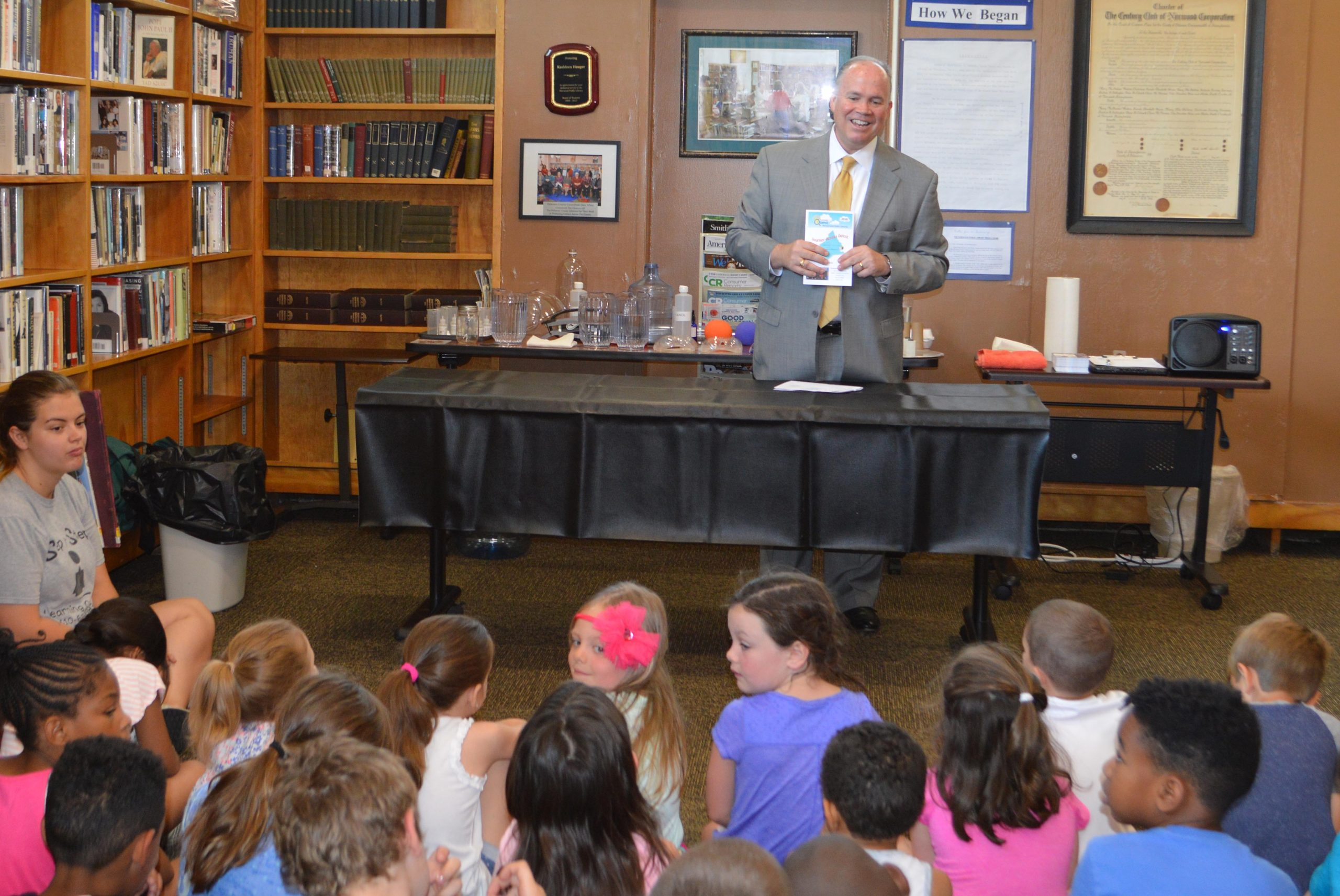 Journey Across Delco: Students Invited to Visit All 26 Libraries This Summer