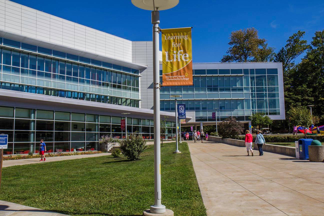 Nine Years and Counting: Delaware County Community College a 'Great College to Work For'