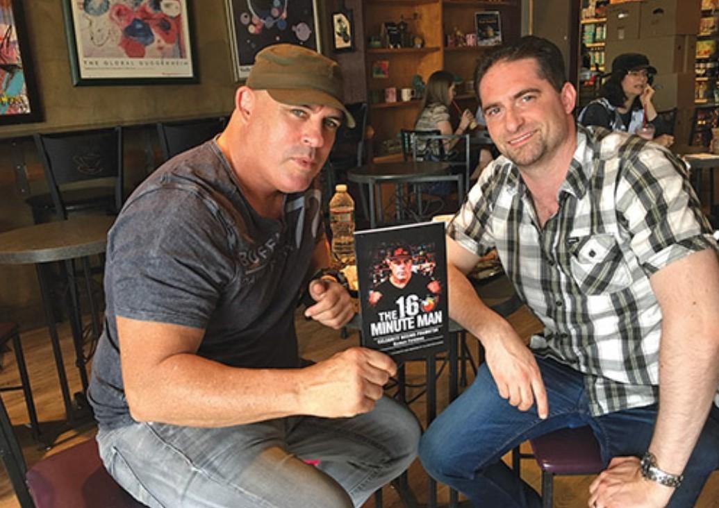 Marple Newtown Grad Helps Celebrities Recapture the Spotlight Through Boxing