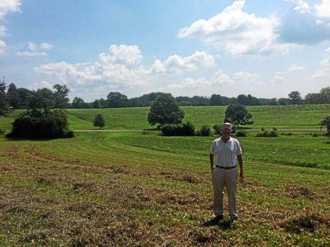 Development Under Way on Famous Ardrossan Property in Radnor