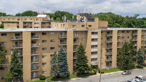 Apartment Complex in Upper Darby on Sale After Half-Century of Same Ownership