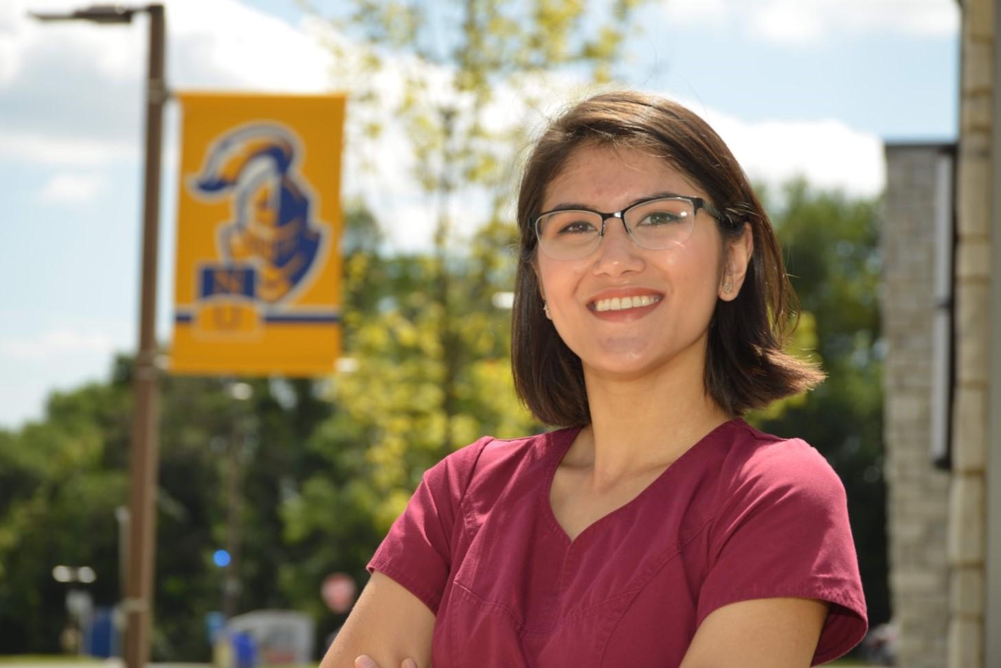 Neumann University Nursing Student from Folcroft Named Psychiatric Scholar