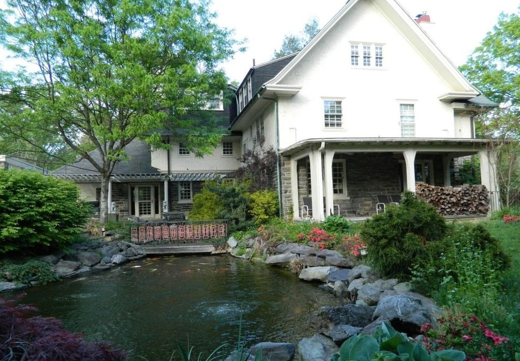 DNB First House of the Week: Serenity in Haverford
